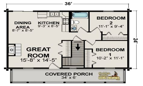 cabin floor plans under 1000 square feet modern small house plans under 1000 square feet joy