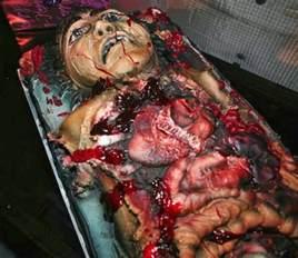25 weird creepy spooky and scary halloween cakes spicytec