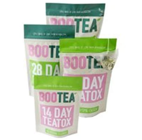 Bootea Detox While by Bootea 14 Day Teatox Reviews Find The Best Weight