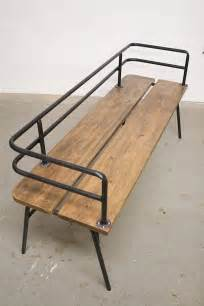 Indoor Outdoor Benches 146 Best Images About Amazing Welded Furniture On