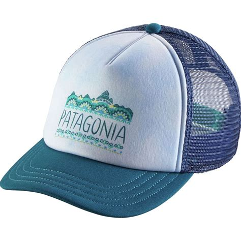 patagonia femme fitz roy interstate hat s