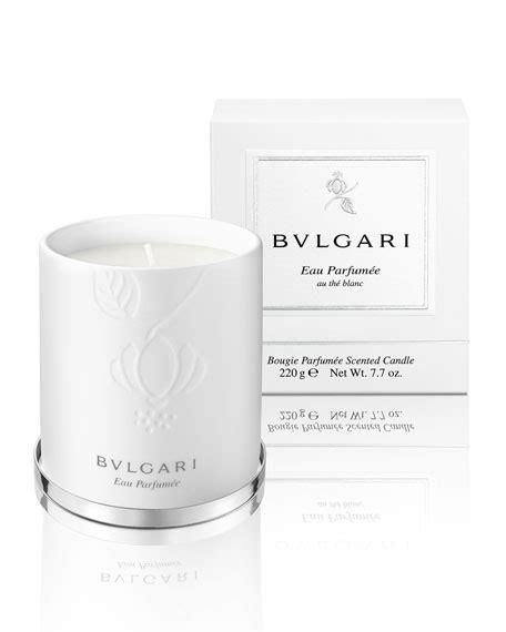 Bvlg White Set bvlgari eau parfumee au the blanc candle