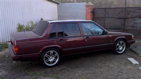 stanced volvo volvo 740 gl transition to stanced drive2
