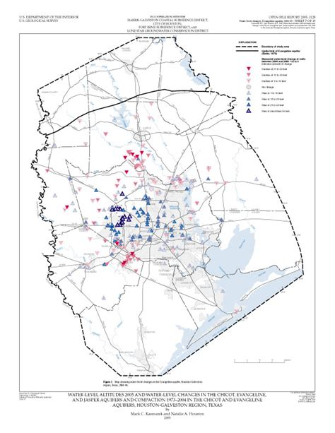 houston map of high water fig 7