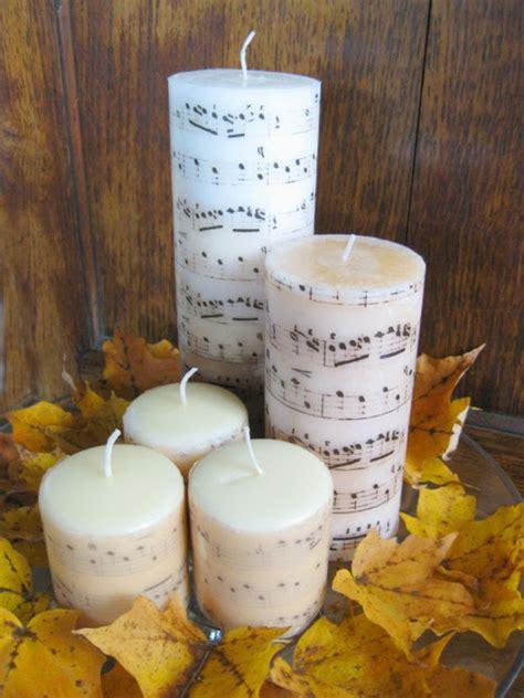 Deco Kerzen by 20 Handgemachte Tolle Ideen F 252 R Kerzen Deko