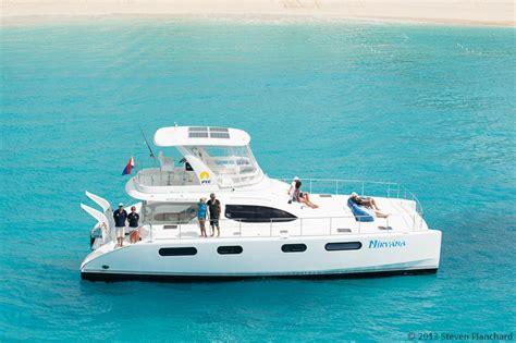 private catamaran bvi luxury caribbean catamarans under 50 feet for charter in