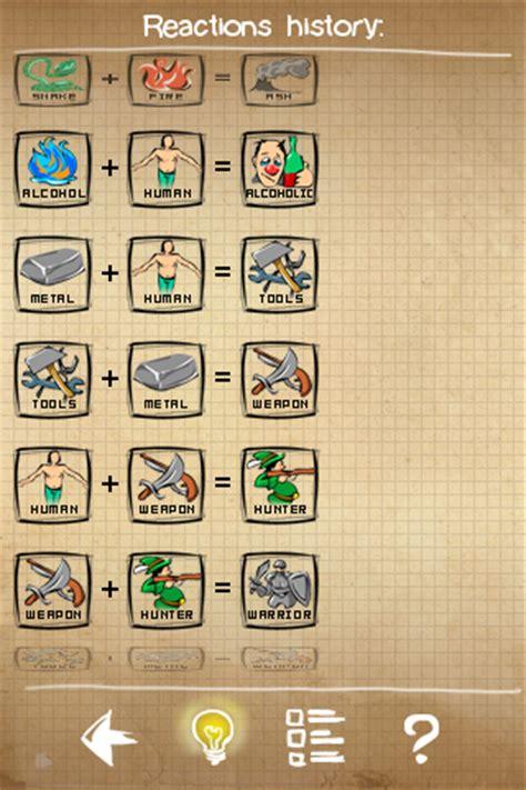 doodle god blitz combination list игры для iphone doodle god трудно быть богом лайфхакер