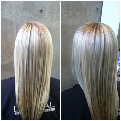 best lowlights for cool skin 17 best ideas about cool blonde highlights with lowlights