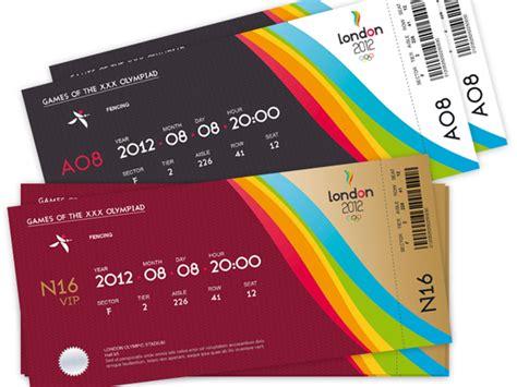 32 excellent ticket design sles uprinting blog