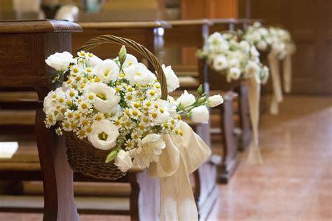 fiori per chiesa matrimonio addobbi floreali matrimonio prezzi regalare fiori