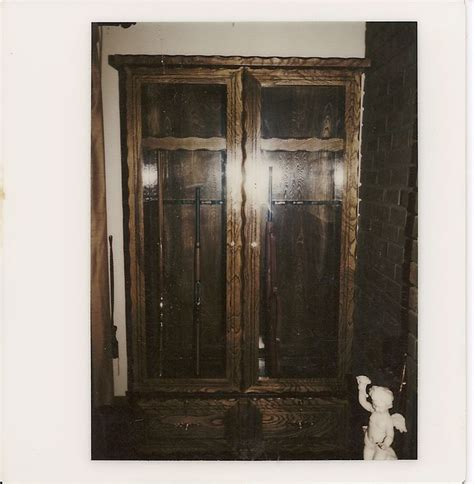 Gun Cabinet Doors 42 Best Images About Our Custom Furniture And Cabinets On Stains Antiques And Fence