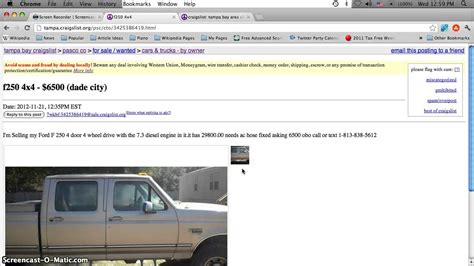 Craigslist Port Fl Cars by Craigslist Pasco County Florida Used Cars Best For Sale