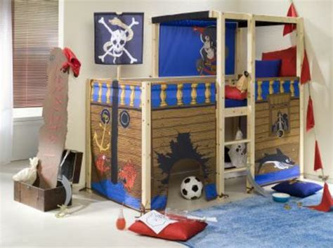 Kinderzimmer Junge Pirat by Piraten Kinderbett Macht So Viel Spa 223