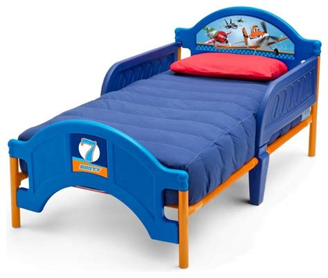 Plastic Bed by Delta Planes Plastic Toddler Bed Modern Beds