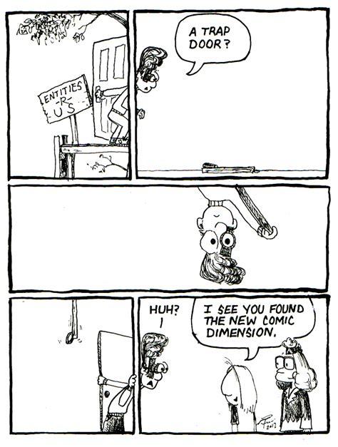 entities r us ghost hunter comic cartoon format