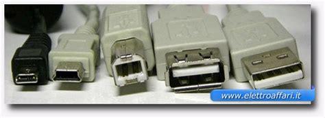 tipi di porte usb differenze tra tutti i tipi di cavi pc 1 2