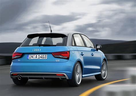 Tfsi Audi by 2015 Audi A1 1 0 Tfsi Acceleration Test Autoevolution