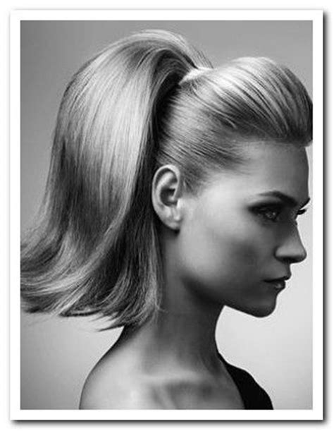 1950s hairstyles with a ponytail leaftv 1950s ponytail hairstyles hair and beauty pinterest