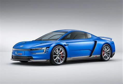 new volkswagen sports vw stuns with new 2014 xl sports concept machinespider com
