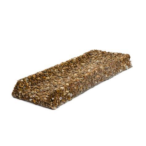 Patio Bricks Lowes by Shop Concrete Splash Blocks At Lowes Com
