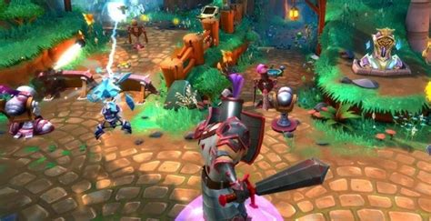 couch co op pc games dungeon defenders 2 adds local co op for ps4 pre alpha