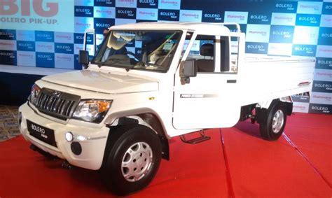 mahindra tractor price list up mahindra big bolero pik up price specifications features pics