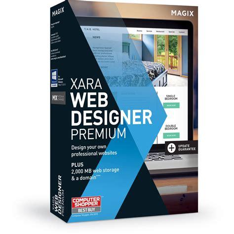 video tutorial xara web designer magix entertainment xara web designer premium anr006418esd b h