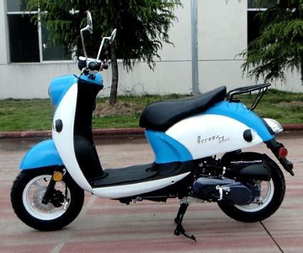 50cc mango moped scooter