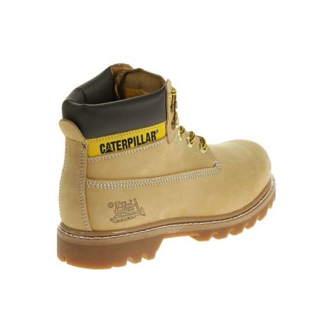 caterpillar womens colorado boots honey