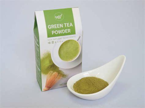 Comfort Milk Green by Organic Green Tea Powder Ying Xuan