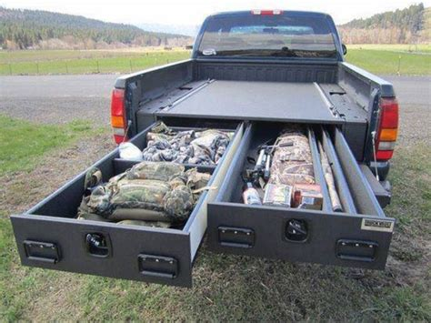 truck bed drawers cool truck drawers weird and cool cars pinterest bed