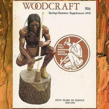 woodcraft celebrates  years   national woodworking