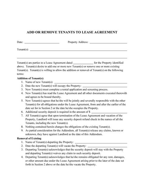 Agreement Letter For Boyfriend 40 Free Roommate Agreement Templates Forms Word Pdf