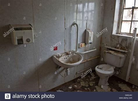 bathroom fack dirty toilet inside de salis hall within the