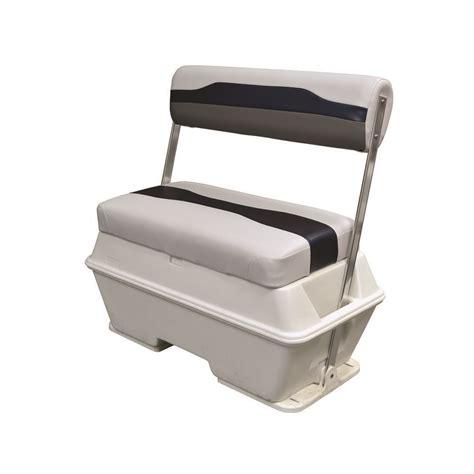 boat cooler seat frame 3014 70 swingback cooler seat flip flop swingback