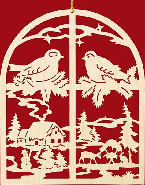 Fensterbilder Weihnachten Erzgebirge by Fensterbild Weihnachten Winterabend Am Fenster Aus Dem