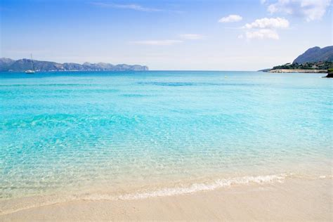 best beach in mallorca a guide to the best beaches in mallorca spain holiday