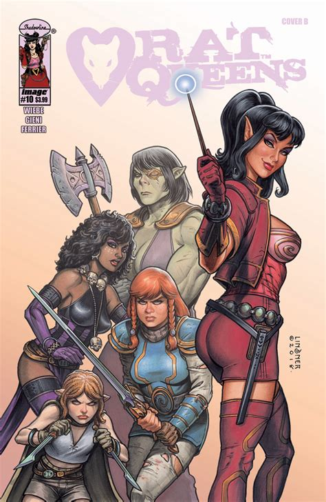 libro rat queens volume 3 rat queens vol 2 10 releases image comics