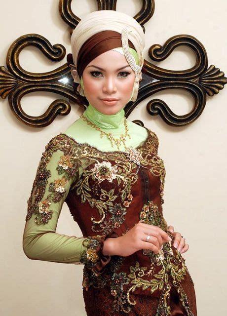 tata rias sanggul modern 1000 images about tata rias busana pengantin berjilbab