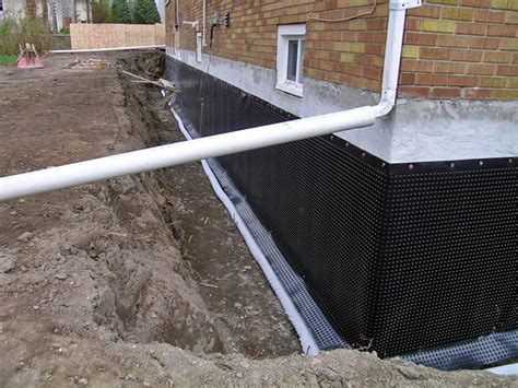 basement foundation waterproofing leaking foundation repair ottawa waterproofing