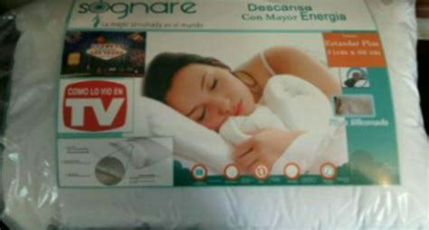 almohadas sognare mexico 2 almohadas sognare matrimoniales innova como lo vio en tv