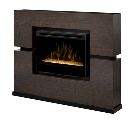 65 5 quot dimplex linwood gray glass electric fireplace