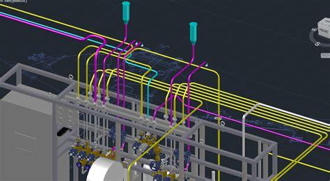 Autocad Plant 3d Model