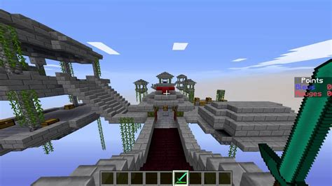 pvp island minecraft map island war map pvp minecraft 1 8 1 youtube
