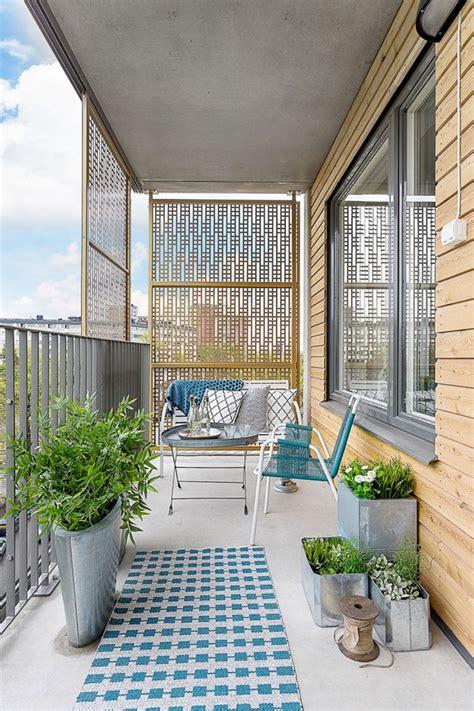 arredare it 20 idee per arredare un piccolo terrazzo in maniera