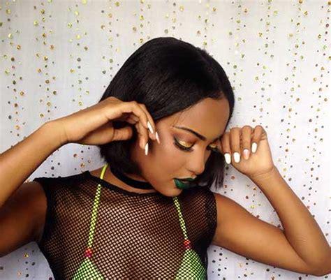 fotos de tremendas pijas negras 2017 s beautiful short hairstyles for black women short