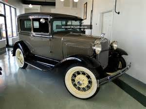 1930s Ford 1930 Ford Model A Tudor Specs Html Autos Weblog