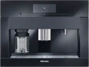 miele integrated coffee machine with m touch