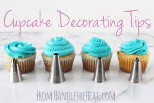 Wilton Decorator Icing Cupcake Decorating Tips With Video Handle The Heat
