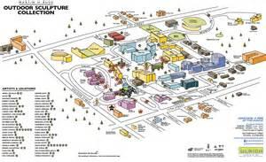 Wichita State Campus Map ulrich museum of art wichita state university